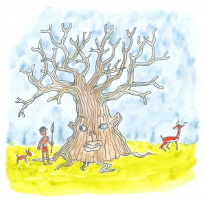 L'arbre qui parle