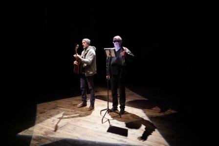Mickaël Zemmit et Alain Simon