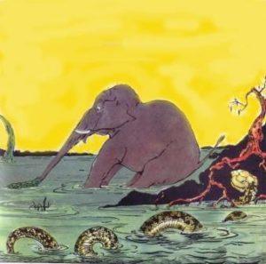 L'enfant Éléphant